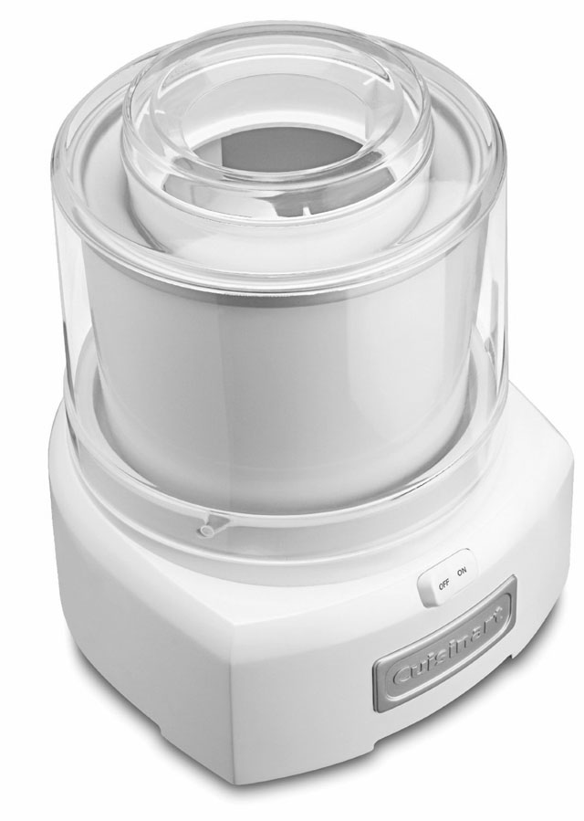 Cuisinart ICE-21 Frozen Yogurt Ice Cream And Sorbet Maker Review