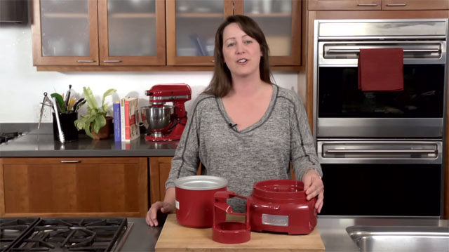 Cuisinart Ice Cream Maker ICE-21 Review by CHOW
