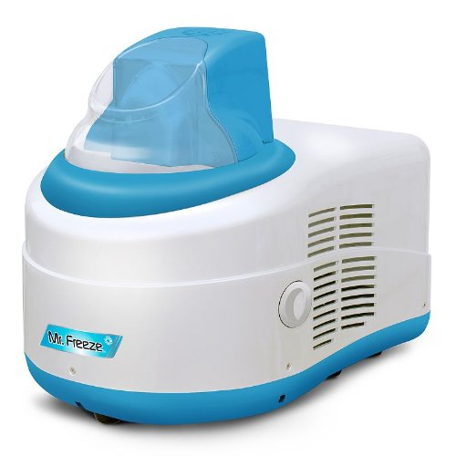 Mr Freeze EIM-550 Ice Cream Maker Review