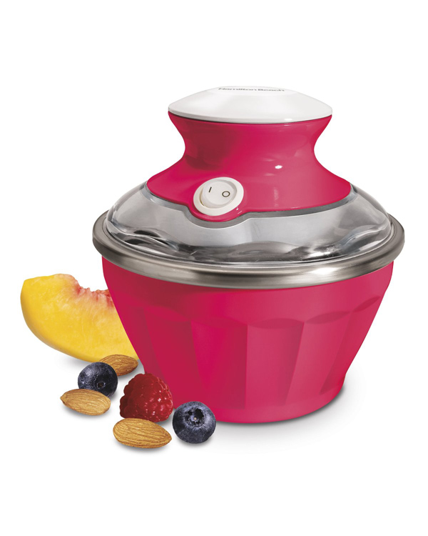 Hamilton Beach Half Pint Soft Serve Ice Cream Maker Review
