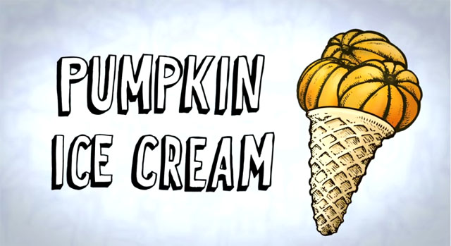 """Make It Vegan"" Pumpkin Ice Cream Recipe by Isa Chandra Moskowitz via Breville"