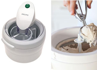 Krups 358-70 La Glaciere Ice Cream Maker Review
