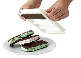 Cool Finds: Chef'n Sweet Spot Ice Cream Sandwich Maker