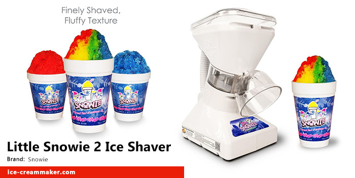 Cool Finds: Little Snowie 2 Ice Shaver
