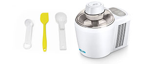 Mr. Freeze EIM-700 Maxi-Matic 1.5 Pint Thermoelectric Ice Cream Maker Review