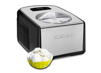 Cuisinart ICE-100 Compressor Ice Cream and Gelato Maker Review