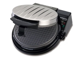Cool Finds: Chef's Choice 838 Waffle Cone Express Ice Cream Cone Maker